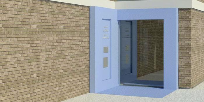 Gratis ontwerp voor je kantoor interieur vind je hier deel 1 de entree koekkoek - Ontwerp entree spiegel ...